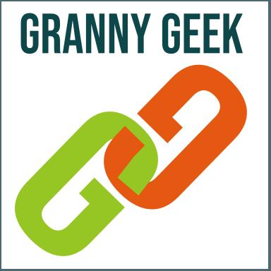 Logo Granny Geek