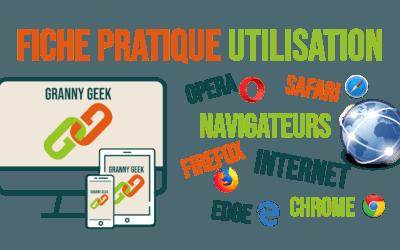 Fiche pratique : Utiliser le gestionnaire de mots de passe du navigateur Internet