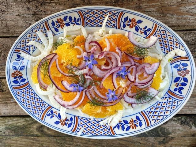 salade-bourrache