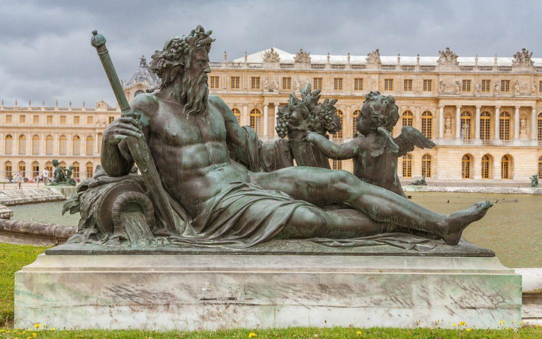 Dans les coulisses de Versailles