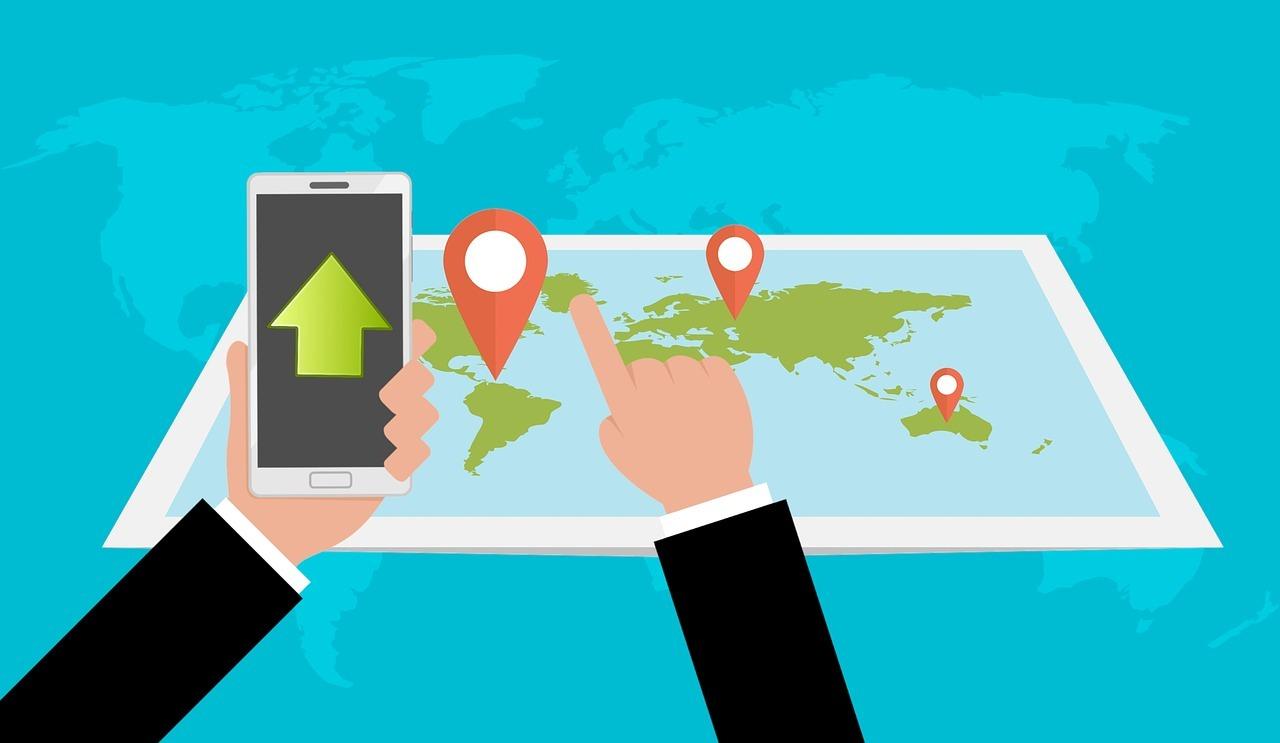 Applications de navigation