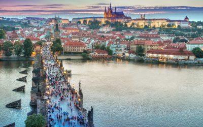 Prague, le cœur de l'Europe