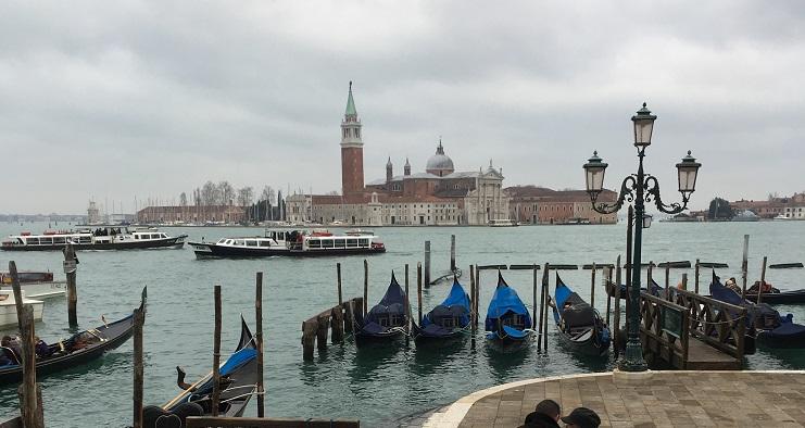 C'est le carnaval de Venise !