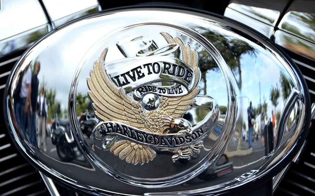 Harley Davidson et Route 66 à l'affiche