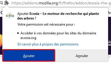 Firefox paramètres moteur 10