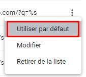 Chrome paramètres moteur 17