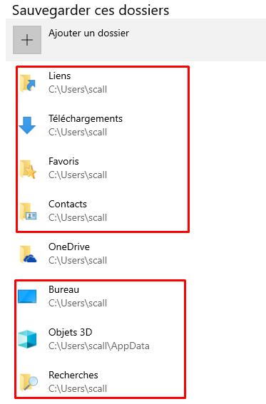 sauvegarde Windows 8