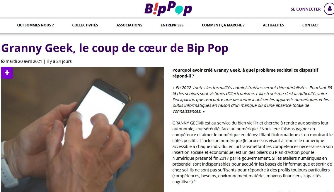 Article BipPop