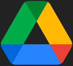Logo Google Drive 2020