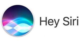 Assistant vocal Siri